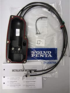 Volvo Penta OEM Trim & Tilt Pump System Repair Kit New # 21945911 Second Design Cover Old # 21573835