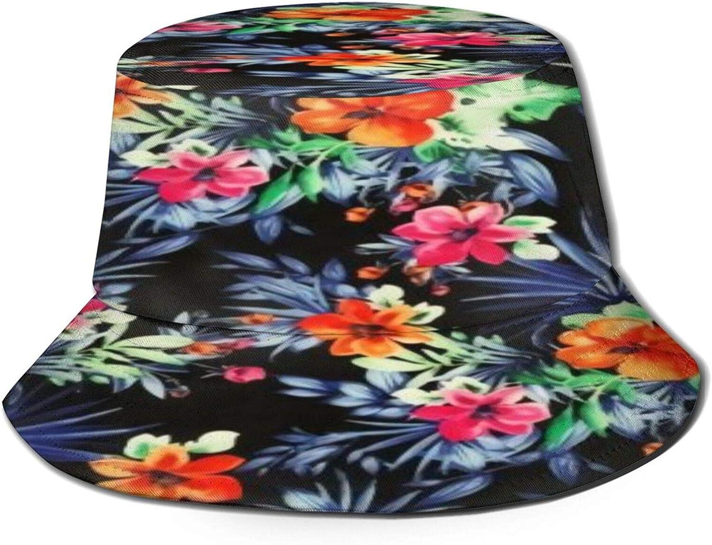 Regular dealer Tropical Print Wallpaper Flowers Background Hawaiian F Award and Image