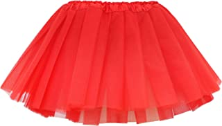 Baby Girl's Classic Layers Tulle Tutu Skirt (6 Months to 8 Years)