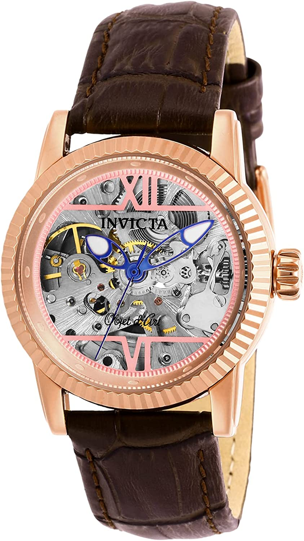 Invicta Objet D Art 26350 Reloj para Mujer Automático - 34mm