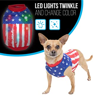 Best fourth of july dog shirt Reviews