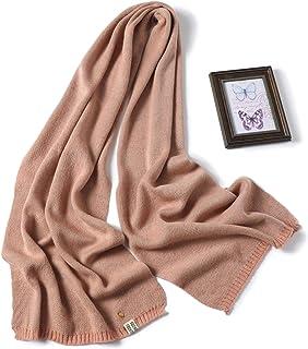 Schal Gestrickte Winterschal Frauen Kaschmir Warme Schals Lady Thick Bandana Weibliche Decke Schals Und Wraps