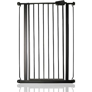 BabyDan Extra Tall Indicateur de pression pour animal domestique et b/éb/é Gate extension Noir 20.5/cm