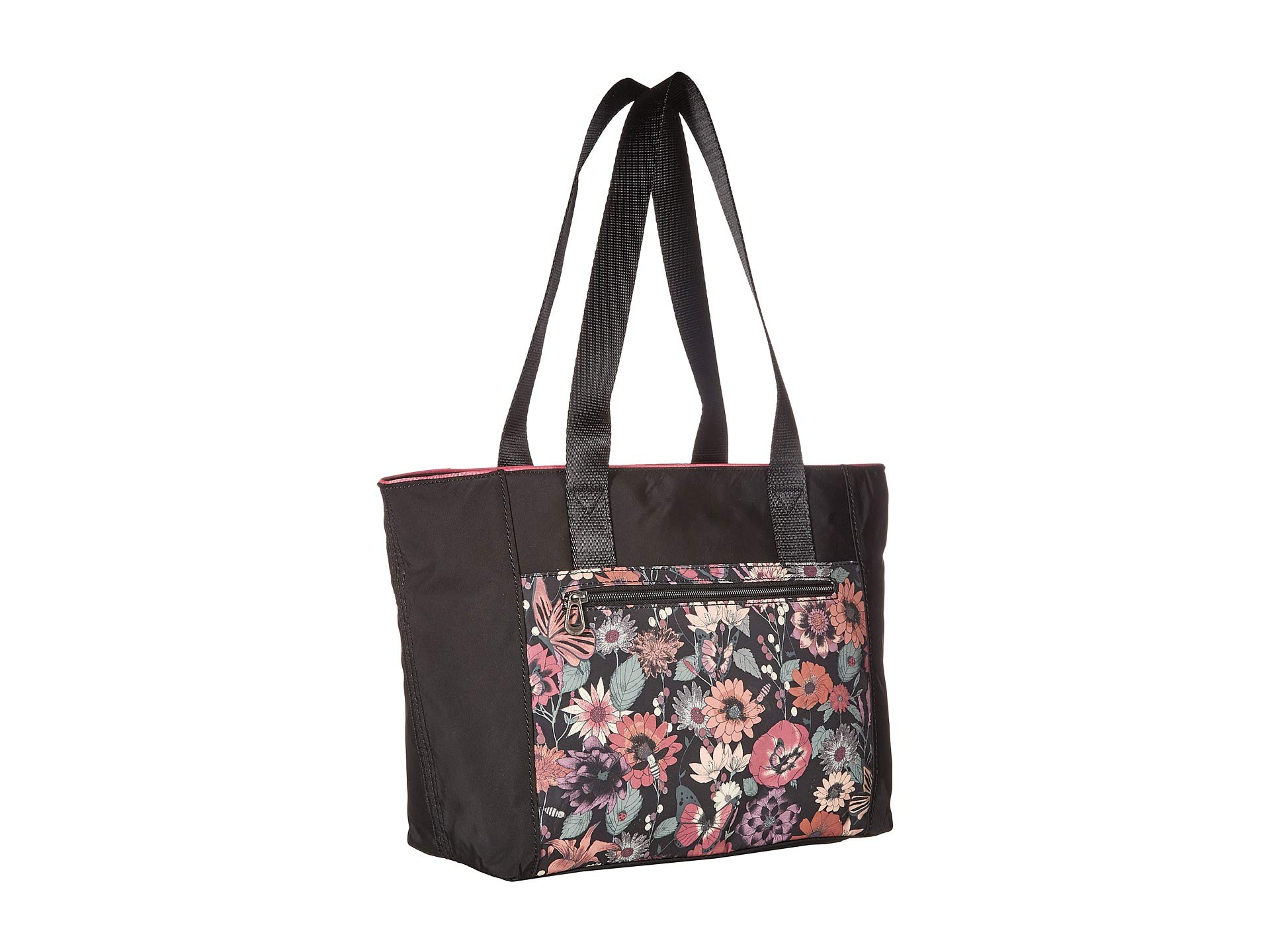 Adventure Tote New Sakroots Bloom Graphite In Andes Small P6U7nq6