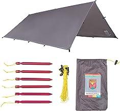 Refugio de Malla para 2 Personas Ultraligero Camping Piso de campinghacer Excursionismo y Realizar Caminatas. Paria Outdoor Products Tienda de Campa/ña//Carpa de Malla Breeze