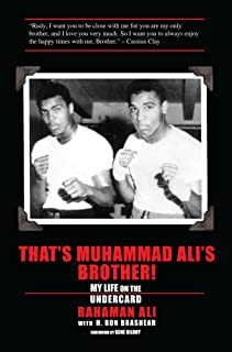 That's Muhammad Ali's Brother!