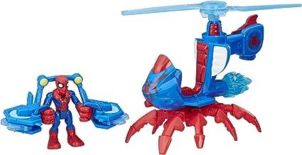 Playskool Heroes Marvel Super Hero Adventures Spider-Man Jet-Copter