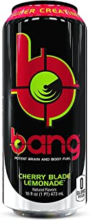 VPX Bang - Cherry Blade Lemonade - 16fl.oz. (Pack of 16)