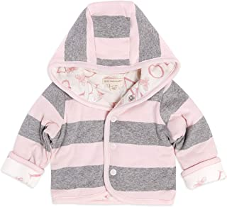 Burt's Bees Baby Unisex Baby Sweatshirts, Lightweight Zip-Up Jackets & Hooded Coats, Organic Cotton