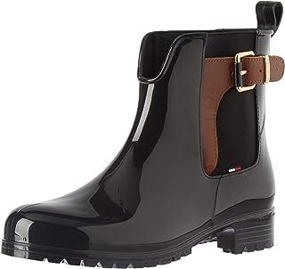 حذاء بوتس تومي هيلفيغر O1285Xley 2Z2 للنساء