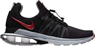Mens Shox Gravity Shoes (11, Black/Red)