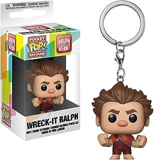 Wreck-It Ralph 2 Ralph Pocket Pop! Keychain NC Games Padrão