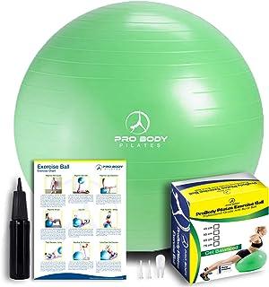 ProBody Pilates Exercise Ball - Professional Grade...