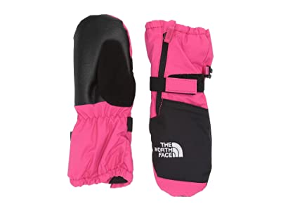 The North Face Kids Mountain Sports Mitt (Toddler/Little Kids) (Mr. Pink) Ski Gloves