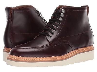 Bostonian Berkshire Peak (Burgundy Leather) Men