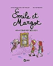 Livres Émile et Margot, Tome 02: Monstrueuses bêtises PDF