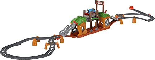 wholesale Thomas & Friends Walking online Bridge train set, playset with motorized train for preschoolers high quality ages 3 and older sale