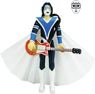 Bif Bang Pow! Kiss Unmasked The Spaceman Series 2 3 3/4-inch Action Figure