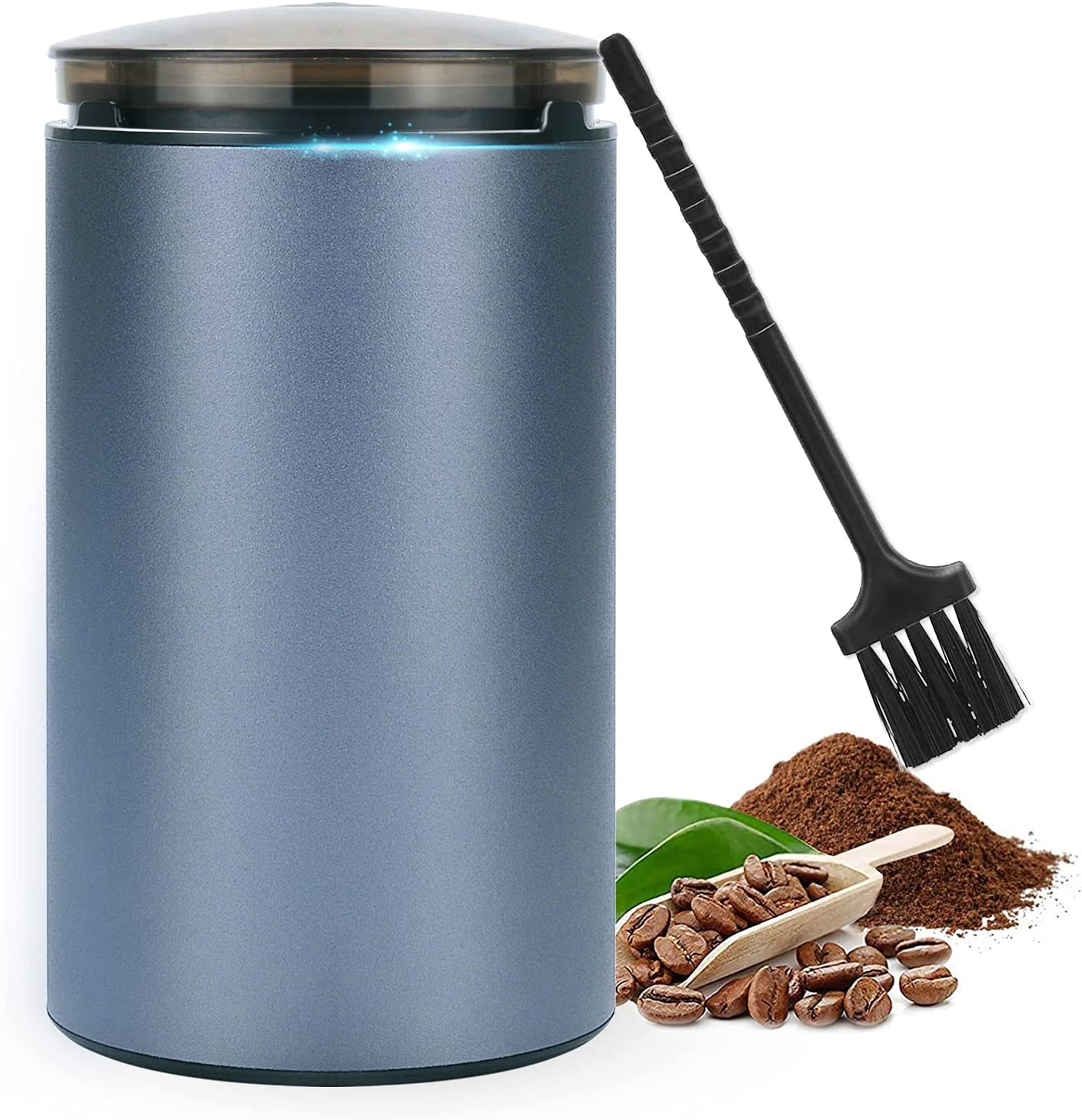 YEHOBU Ranking TOP4 Electric Shipping included Coffee Grinder for and Spices Nuts Herbs Beans