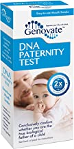 Genovate DNA Paternity Test - All Lab Fees & Shipping Included - Results in 2 Business Days