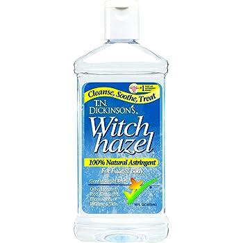 T.N. Dickinson's Astringent, 100% Natural, Witch Hazel 16 fl oz (473 ml)