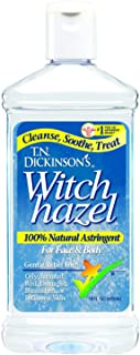 "T.N. Dickinson""s Astringent, 100% Natural, Witch Hazel 16 fl oz 473 ml by Lotus"