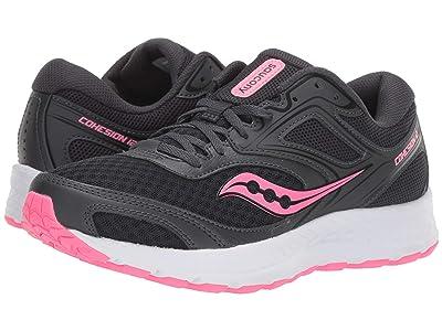 Saucony Versafoam Cohesion 12 (Black/Pink) Women