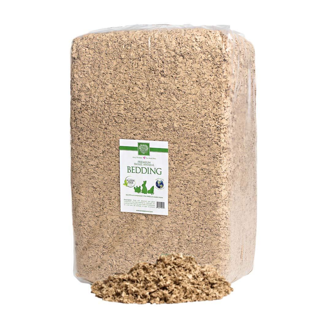 Amazon Com Small Pet Select Jumbo Natural Paper Bedding 178 L Pet Supplies