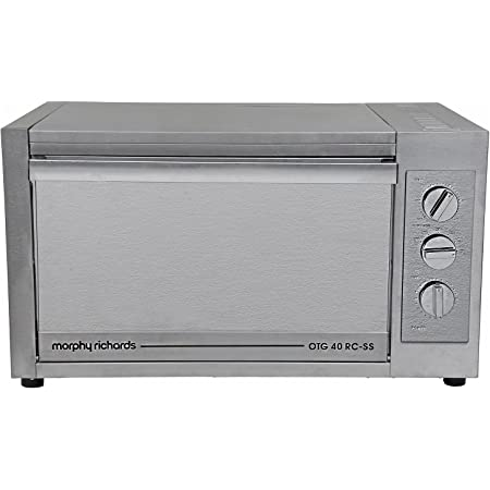 Morphy Richards 40L Oven Toaster Griller, Multicolour