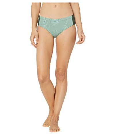 Nike Geo Onyx Hipster Bottoms (Silver Pine) Women