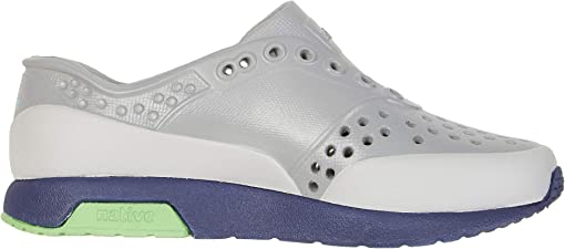 Pigeon Grey/Regatta Blue/Grasshopper Green/Tundra Block