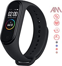 Waterproof Smart Watch M4 by AMT- Includes Activity,...