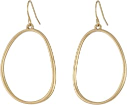 The Sak Delicate Hoop Earrings