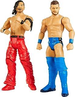 WWE Figure 2-Pack Finn Balor vs Shinsuke Nakamura, Multi-Colour, GBN58