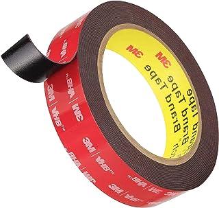 EMITEVER Double Sided Tape, Heavy Duty Mounting Tape, 16 Feet x 0.94 Inch Waterproof Mounting Foam Tape, Super Adhesive Ta...