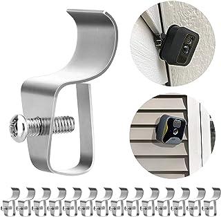 (15 Pack) Blink XT2 Camera Vinyl Siding Hooks Clips, No-Hole Needed Outdoor Siding Screws Hanger for Mounting Blink Camera...