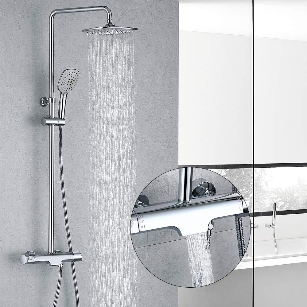 Cambiar columna de ducha