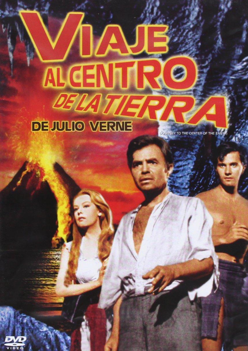 Viaje Al Centro De La Tierra (J.Verne) [DVD]: Amazon.es: Varios: Películas  y TV