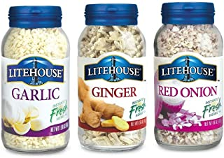 Litehouse Freeze Dried Herb Spice Variety Sets (Easy Prep)