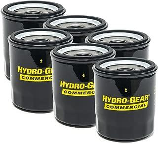 Hydro-Gear 6PK Genuine OEM Hydraulic Oil Filters 52114 Ariens 21545100 Bad Boy 063-1050-00 Exmark Toro 109-3321 Ferris Snapper 5101026X1 5101026X1SM Gravely 21545100 Hustler 600976