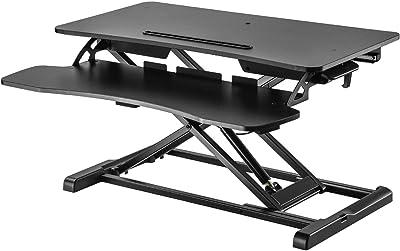 Amazon.com: Smart & Art Height Adjustable Sit to Stand