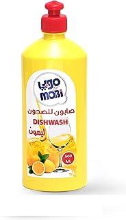 Mobi dish wash lemon 500 ml