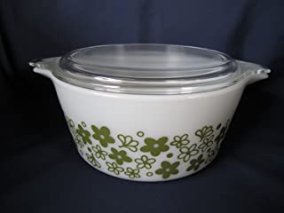 1970s Vintage Pyrex Glass