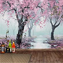 Mural wallpaper Custom Mural Wall Paper 3D Embossed Flowers Oil Painting Wall Paper For Living Room Bedroom Home Decor Wal...