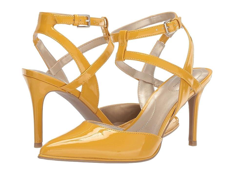 Bandolino Dradella (Yellow Synthetic) Women