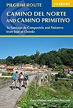 Camino del Norte and Camino Primitivo: To Santiago De Compostela and Finisterre from Irun or Oviedo (Cicerone Guides)