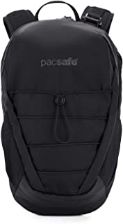 Venturesafe X12 anti-theft backpack Mochila tipo casual, 43 cm, 12 liters, Negro (Black 100)