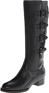 حذاء برقبة حريمي بإبزيم Sullivan من Eco، أسود، 41 أوروبي/10-10. 5 M US
