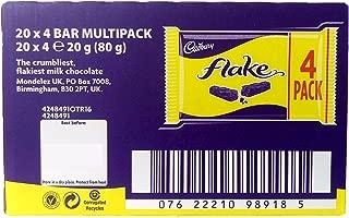 Cadbury Flake 20g Bars - Pack of 80