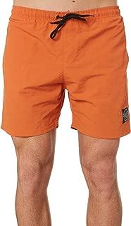 Santa Cruz Men's Cruzier Reactive Mens Beach Short Orange
